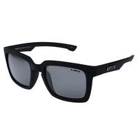 Liive Vision Sunglasses - Renegade Polarized - Matt Black - Live Sunglasses