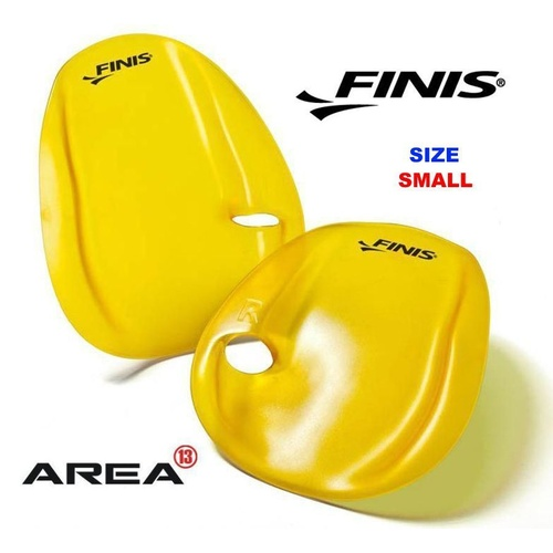 FINIS AGILITY HAND PADDLES SIZE SMALL, New Floating SWIMMING HAND PADDLES, SWIMMING PADDLES,
